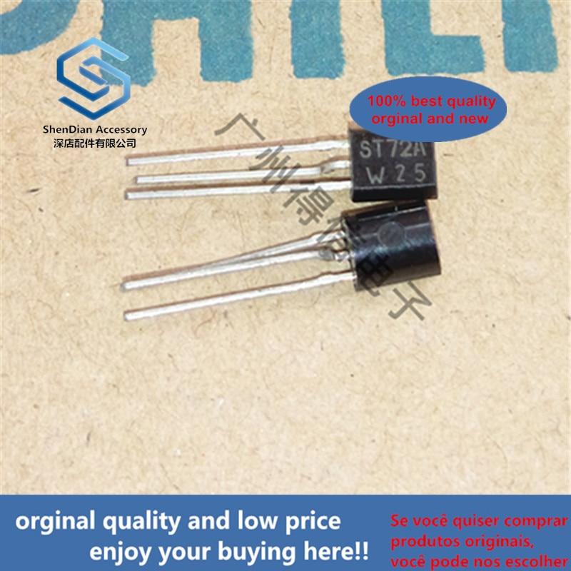 10 stücke 100% neue und orginal BST72A ST72A ZU-92 N-kanal vertikale D-MOS transistor auf lager