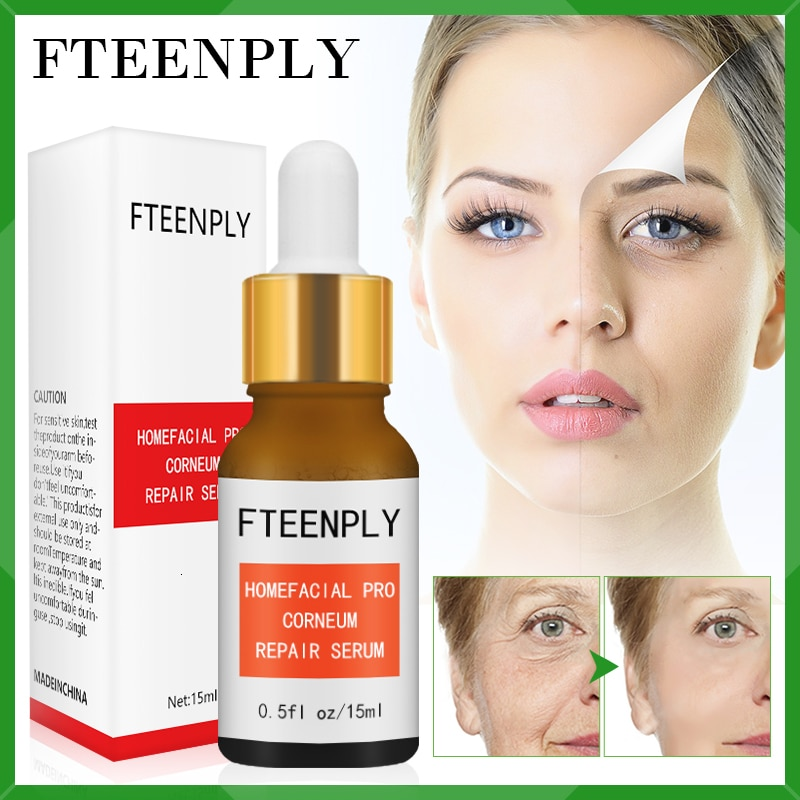 FTEENPLY Nicotinamide Serum Facial Whitening Brightening Hyaluronic Acid Moisturizing Anti-aging Shrink Pores Skin Care fteenply facial serum astaxanthin stock solution concentrate hyaluronic acid concentrate whitening repair sunscreen face serum