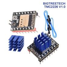 BIGTREETECH TMC2226 V1.0 Stepper Motor Driver TMC2209 TMC2208 UART For SKR V1.3 V1.4 MINI E3 TMC2130 3D Printer Parts MKS Board