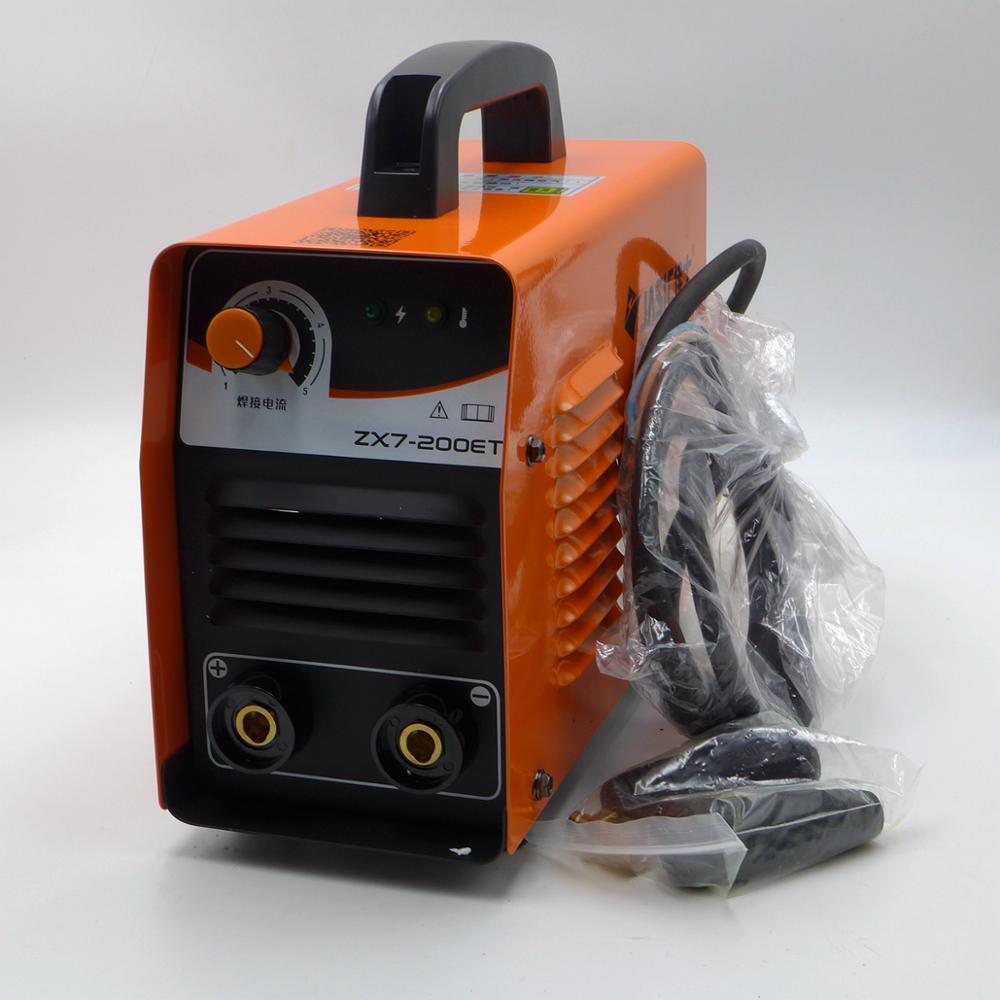 JASIC Compact ZX7-200E igbt portable MMA Welder Welding Machines 220V JINSLU  SALE1