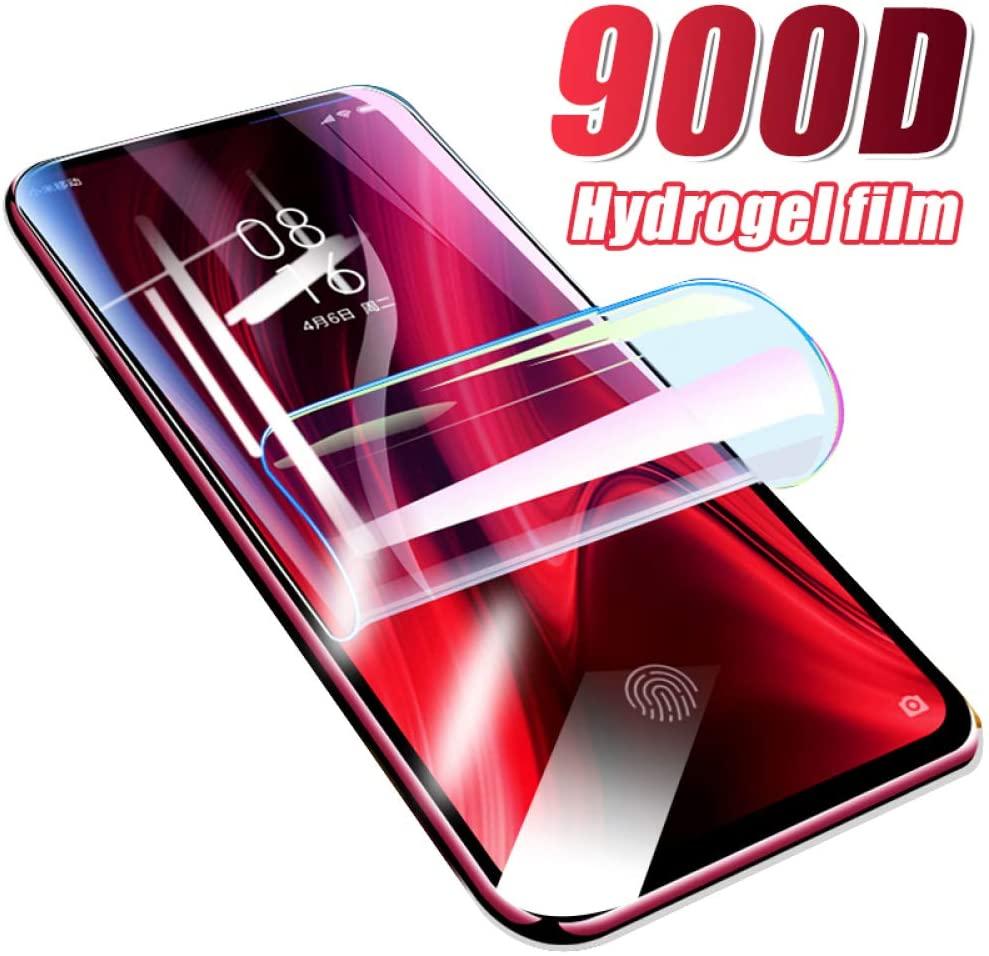 Protective For Xiaomi pocophone F1 Mi 8 SE Mi8 Pro 6 6X Mi Play A2 A3 Lite Hydrogel Film Screen Prot