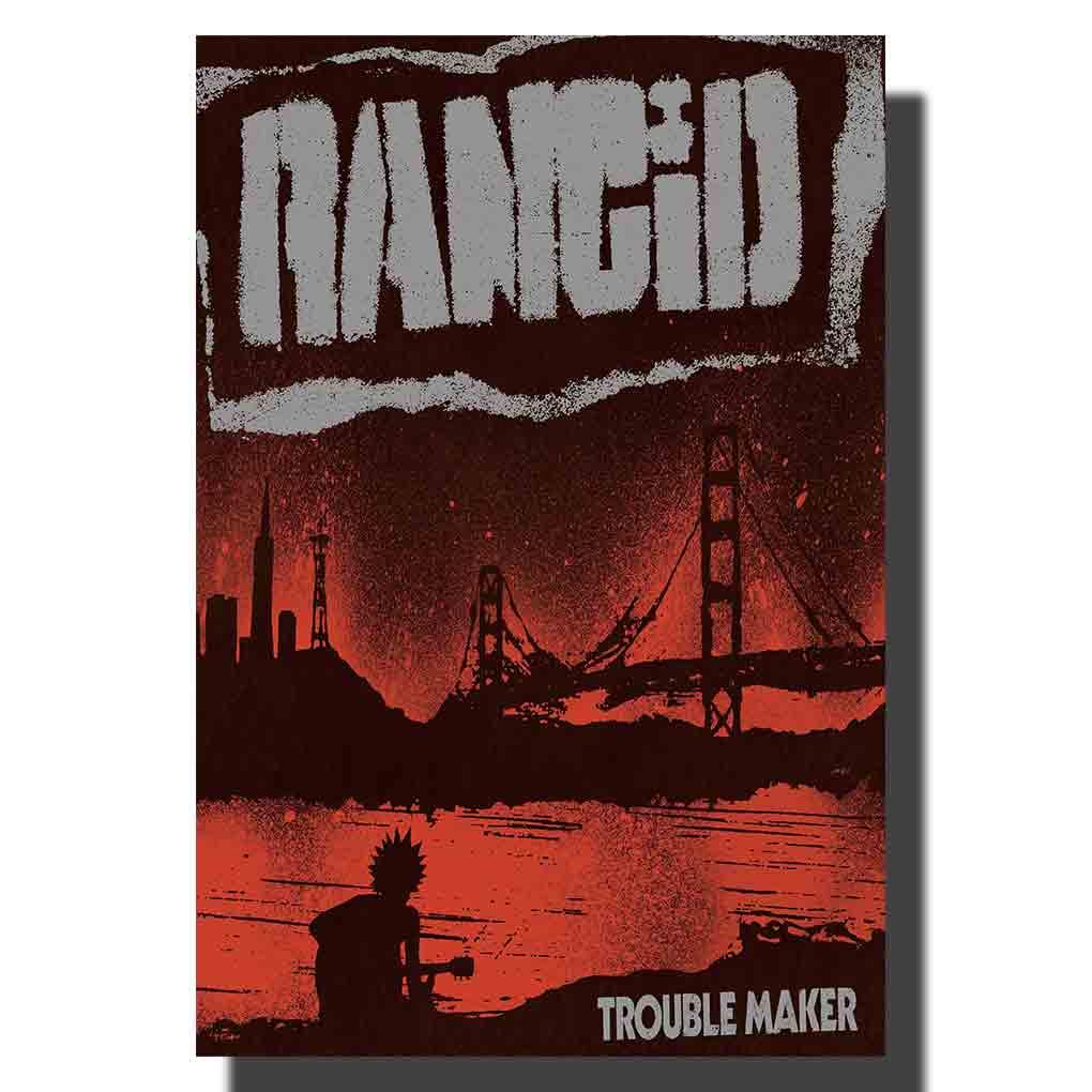 Z57 Trouble Maker rancia Rock Álbum de Música de cantante estrella cartel tela arte pintura 14x21 24x36 impresión Decoración habitación pared cuadro