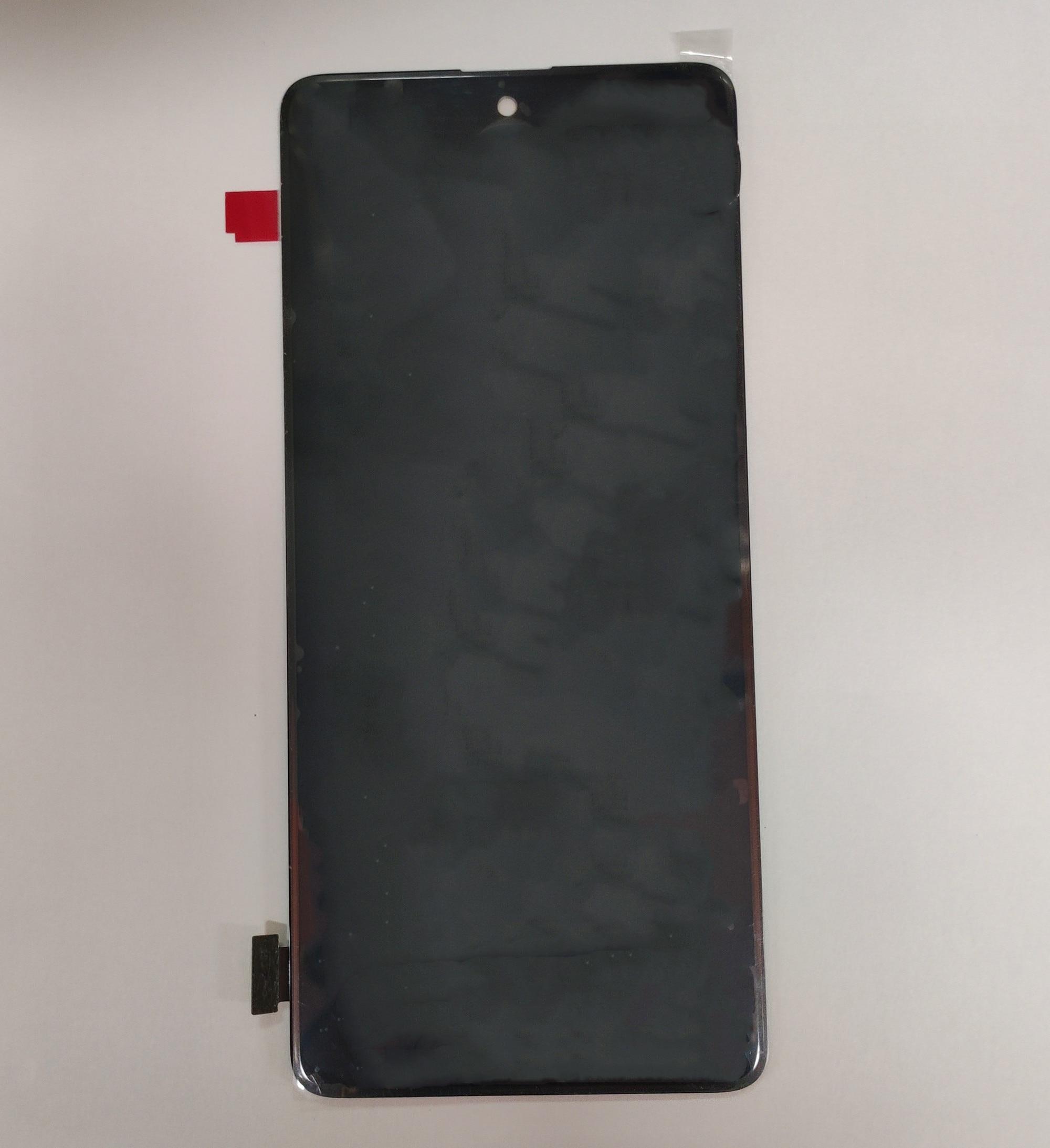 Супер AMOLED для Samsung A516 5G ЖК-дисплей A51 5G ЖК-дисплей для Samsung A51 5G ЖК-сенсорный экран дигитайзер сборка Замена
