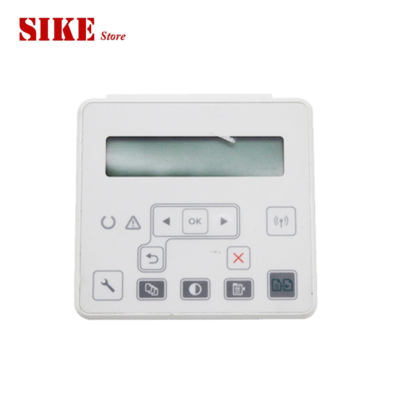 Montagem do painel de controle para hp laserjet m130fn m132fn m134fn m130 m132 130 132 display teclado