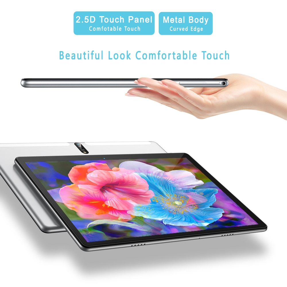 10.1 Inch Tablets Android 9.0 4GB + 64GB 4G Phone Call Smart Pc Android Tablet Android, Tablet Phone,Android tablette,Touch Pen enlarge