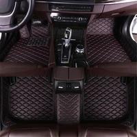 customized car floor mat for alfa romeo giulia mito stelvio gt giulietta carpet car accessories interior details
