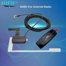 USB 2.0 Digital DAB + Radio Tuner Ricevitore Stick Per Android Auto Lettore DVD Autoradio Stereo USB DAB Radio Android auto Radio