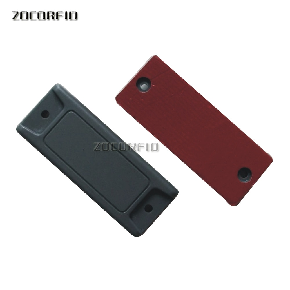 100 teile/los Rfid anti-metall-tag uhf ISO18000 6c passive tags anti auf metall EPC C1G2 915m 900 868 860 960MHZ alien