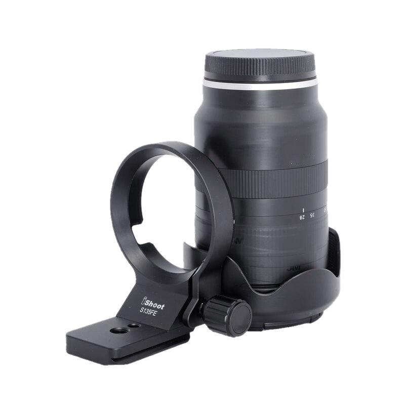 Anillo de montaje en trípode ABHU-IS-S135FE, adaptador de lente para Sony FE, Tamron de 28-75mm F2.8 Di III RXD y Tamron de 17-28mm F2.8