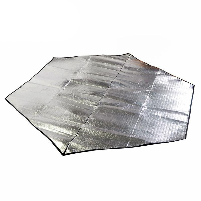 Outdoor Beach Blanket Camping Pad Sleeping Mat Picnic Blanket Waterproof Mattress Ultralight Moisture Proof Mat For Tent Tarp