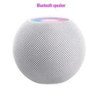 Pour Apple Bluetooth de Haut-Parleur HomePod Mini Portable Haut-Parleur Intelligent Copie 1 1HIFI Stereo Basse Profonde Type-c Filaire Etanche