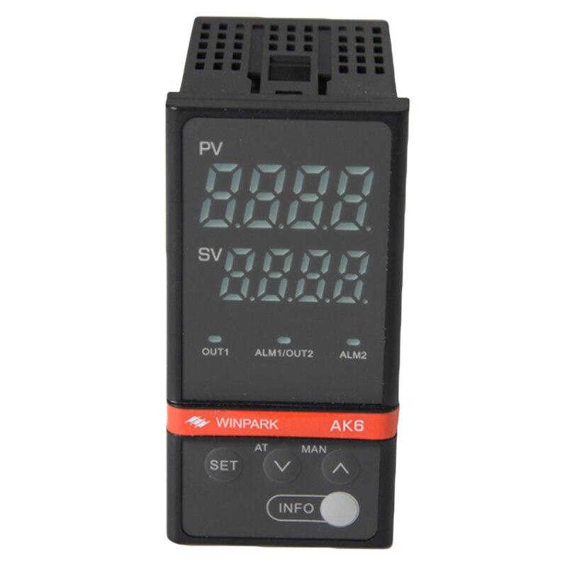 WINPARK التحكم في درجة الحرارة متر AK6-BKL110 BPL110 BKS110 BKL120 حقيقية