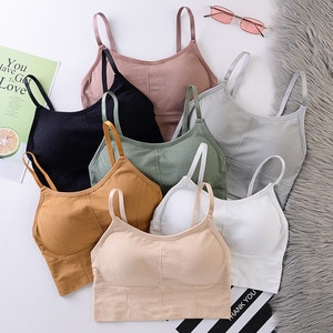 Women Bras Breathable Sports Bra Anti-sweat Shockproof Padded Sports Bra  Top Athletic Gym Running Fitness Workout Sport Top