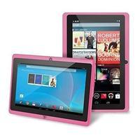 Детский планшет, экран 7 дюймов, Android 1,2 ГГц, четырехъядерный HD 8 ГБ, планшет для детей, обучение, обучение, Планшеты