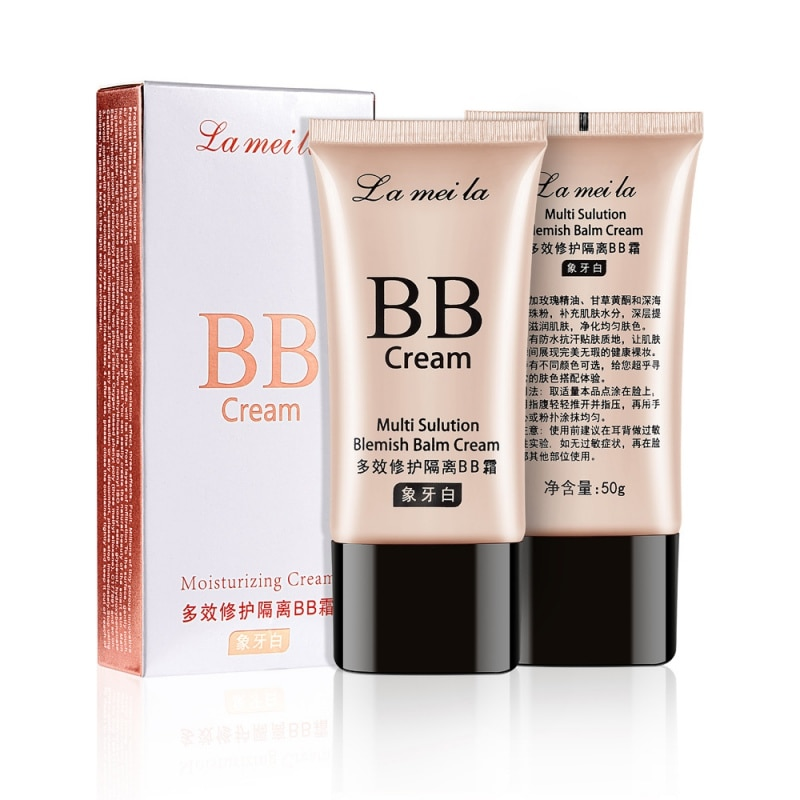 NEW BB Cream Face Care Foundation Base CC Cream Makeup Foundation Concealer Cream Whitening Concealer Primer Long Lasting-XI недорого