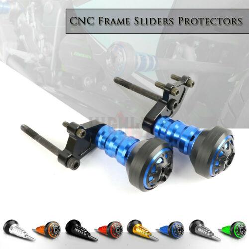 Motorcycle Carved Falling Protection Frame Slider Fairing Guard Crash Pad Protector For CFMOTO 400NK 650NK 250NK
