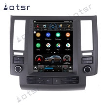 Android 8.1 Tesla Stile di Navigazione GPS Per Infiniti FX35 FX45 FX25 FX37 2003 2004 2005 2006 Auto Radio Stereo Multimediale lettore