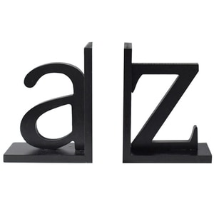 Simple and Modern Letter Bookend Bookend Office Bookcase Bookend Letter Bookcase Ornament