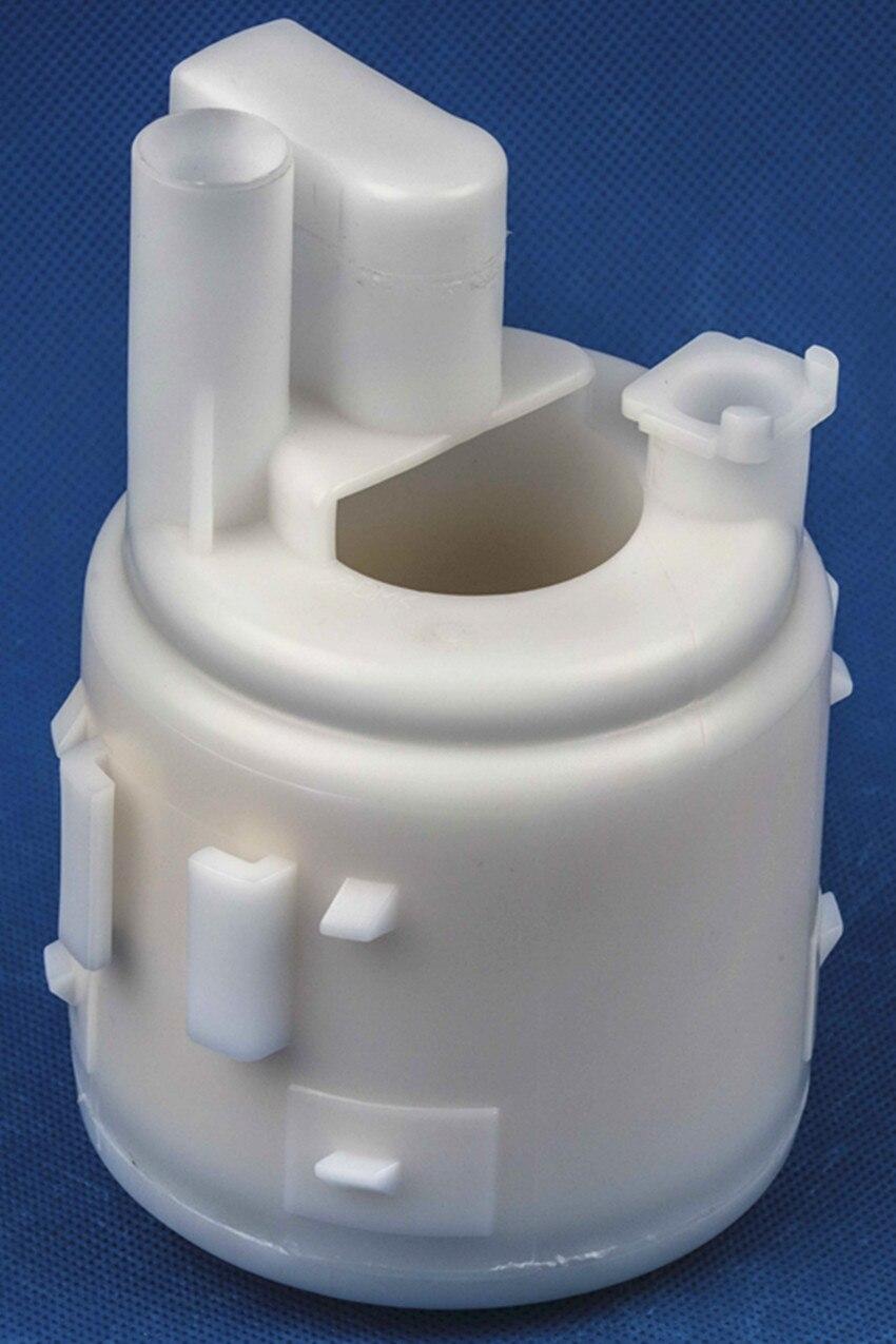 Filtro de combustible WAJ Intank 16400-WF700, 16400-DA001 compatible con NISSAN AD Van, caravana Homy, Elgrand, Wingroad