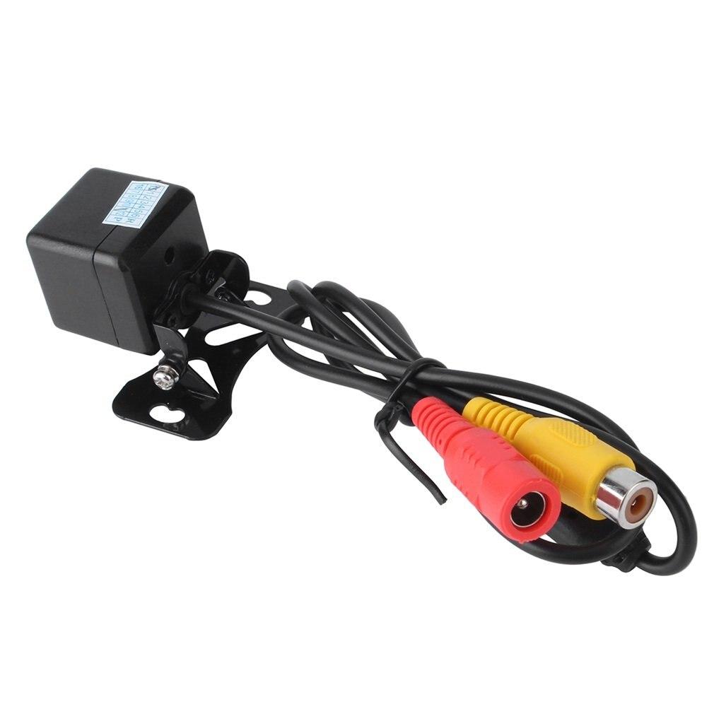 Популярная автомобильная камера заднего вида, водонепроницаемая, 170 градусов, HD CCD, светодиодный, ночное видение, помощь при парковке, автомо...