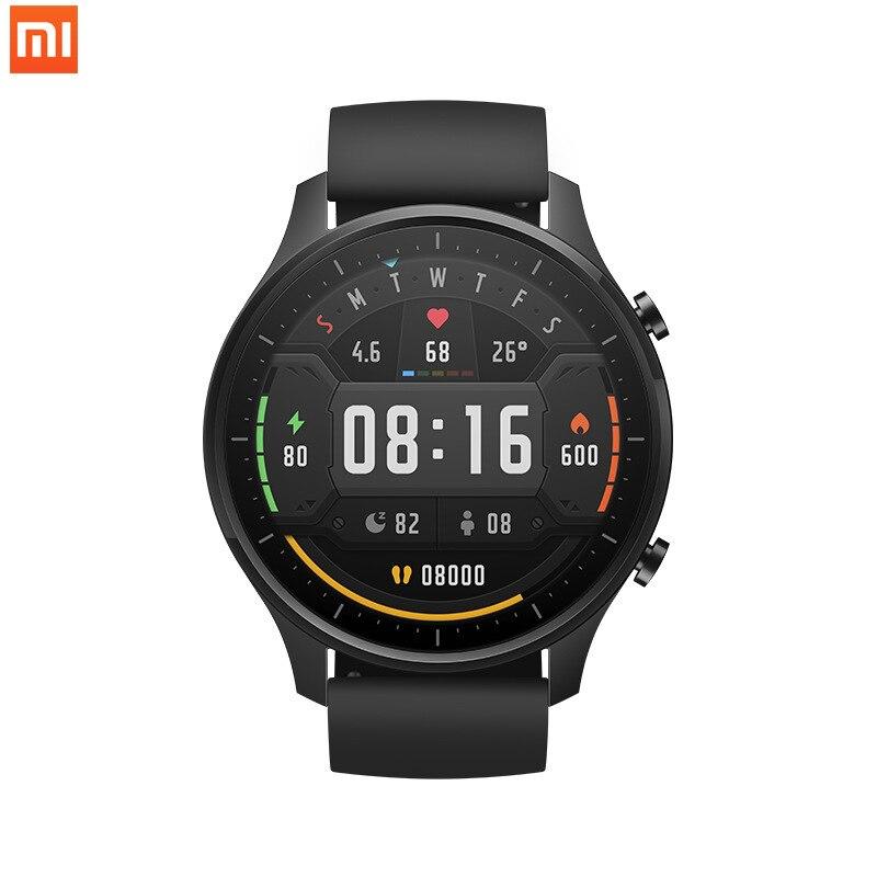Review Xiaomi Smart Watch Color GPS NFC Sport Bracelet 1.39 Inch Bluetooth 5.0 Fitness Tracker Heart Rate Monitor Waterproof Smartwatch