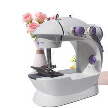 Mini Machines à coudre à main   Mini Machines à coudre à Double vitesse, multifonction, Mini machine électrique automatique, TI99