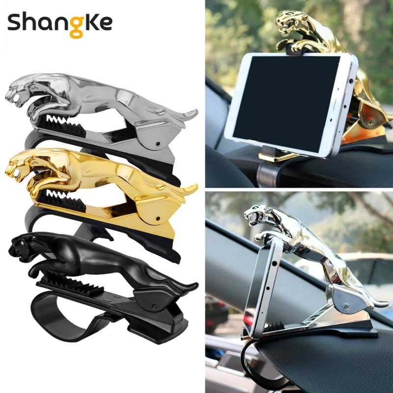 Universal Car Phone Holder GPS stand for all phones Non-slip car phone bracket base dashboard mounting mobile phone bracket