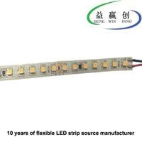 100M/Lot High CRI 90+ 140leds/M led strip light 3528 smd DC24V flexible led strips 11.2W/M led light strip 10mm wide led tape