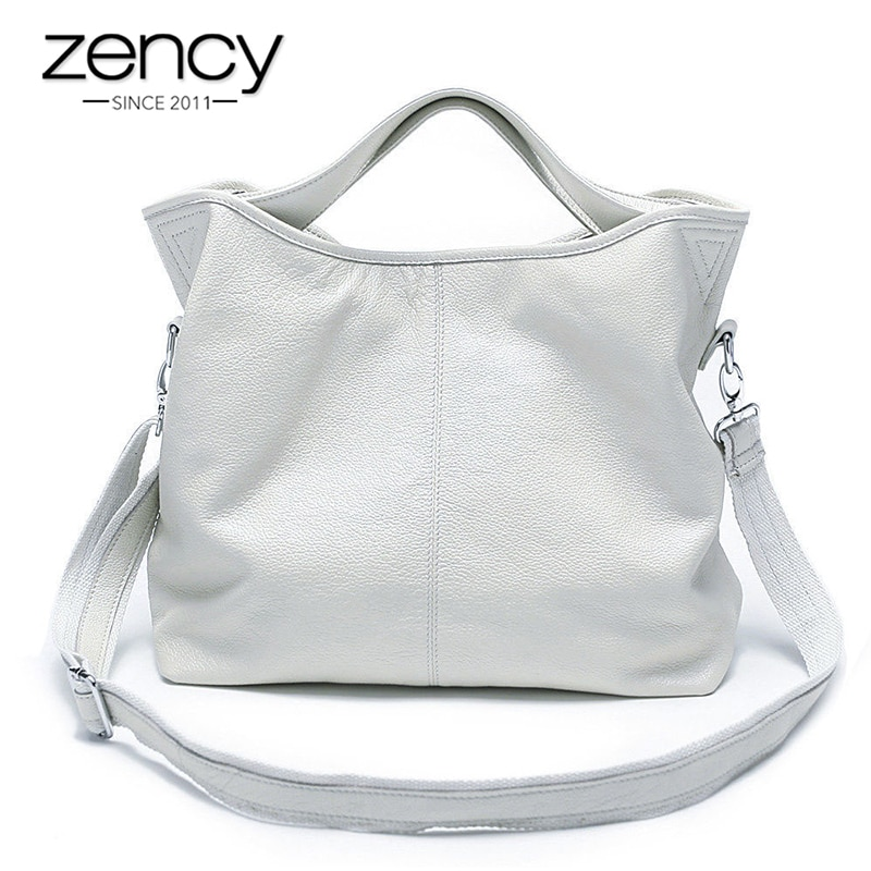 Zality بالجملة موضة المرأة حقيبة يد 100% جلد طبيعي السيدات عادية حمل حقيبة العرافة الكتف رسول حقيبة كلاسيكية