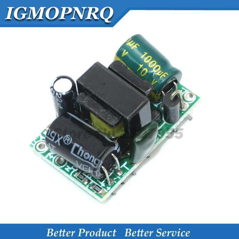 1PCS AC-DC 5V700mA 3.5W Precision Buck Converter AC 220v to 5v DC step down Transformer supply module NEW