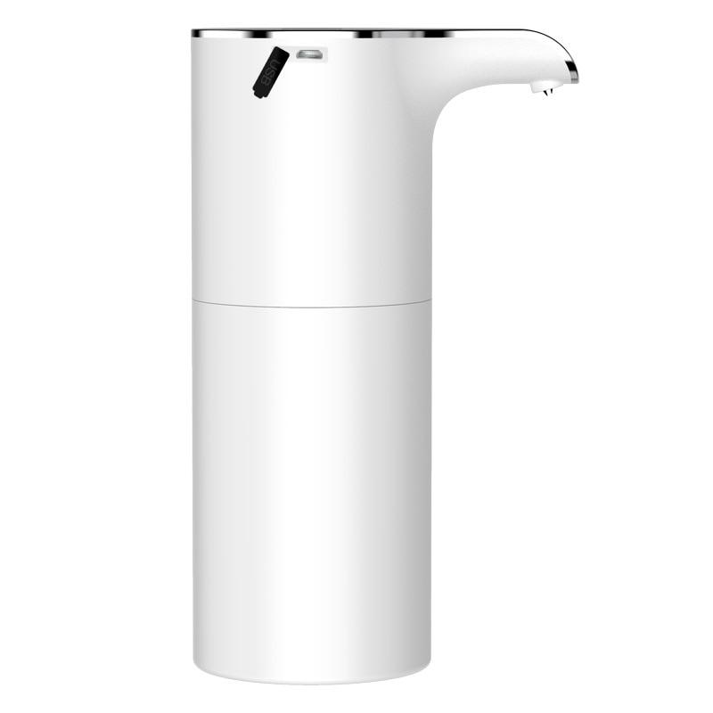 450 مللي موزع الصابون التلقائي اللمس اليد الصابون USB قابلة للشحن موزع سائل الصابون موزع الصابون للحمام فندق الحمام