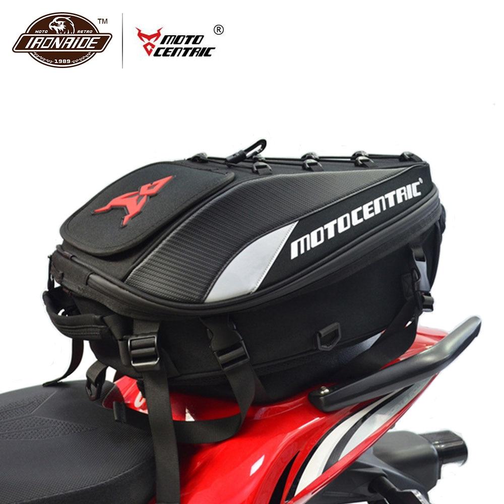 Motorcycle Bag Waterproof Motorcycle Tank Bag Motorcycle Backpack Multi-functional Tail Bag Luggage 4 Colour