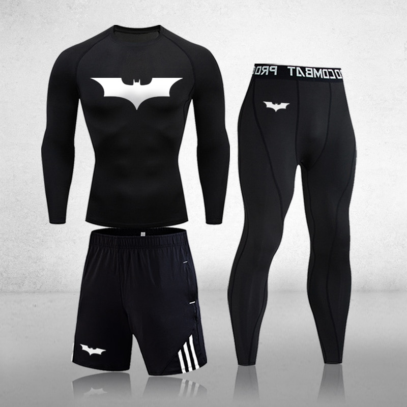 Thermal Underwear For Men Thermo Compression Clothes Long Johns Sets Male Winter Training Fitness Gym Running Tights Sports Suit sports wear compression training pants men running fitness sets tights gym clothes basketball jacket leggings deportes tights s 4xl black autumn winter jogging costume