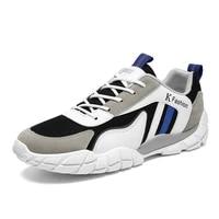 fashion men sneakers mesh casual shoes light men shoes lightweight vulcanize shoes walking sneakers zapatillas hombre