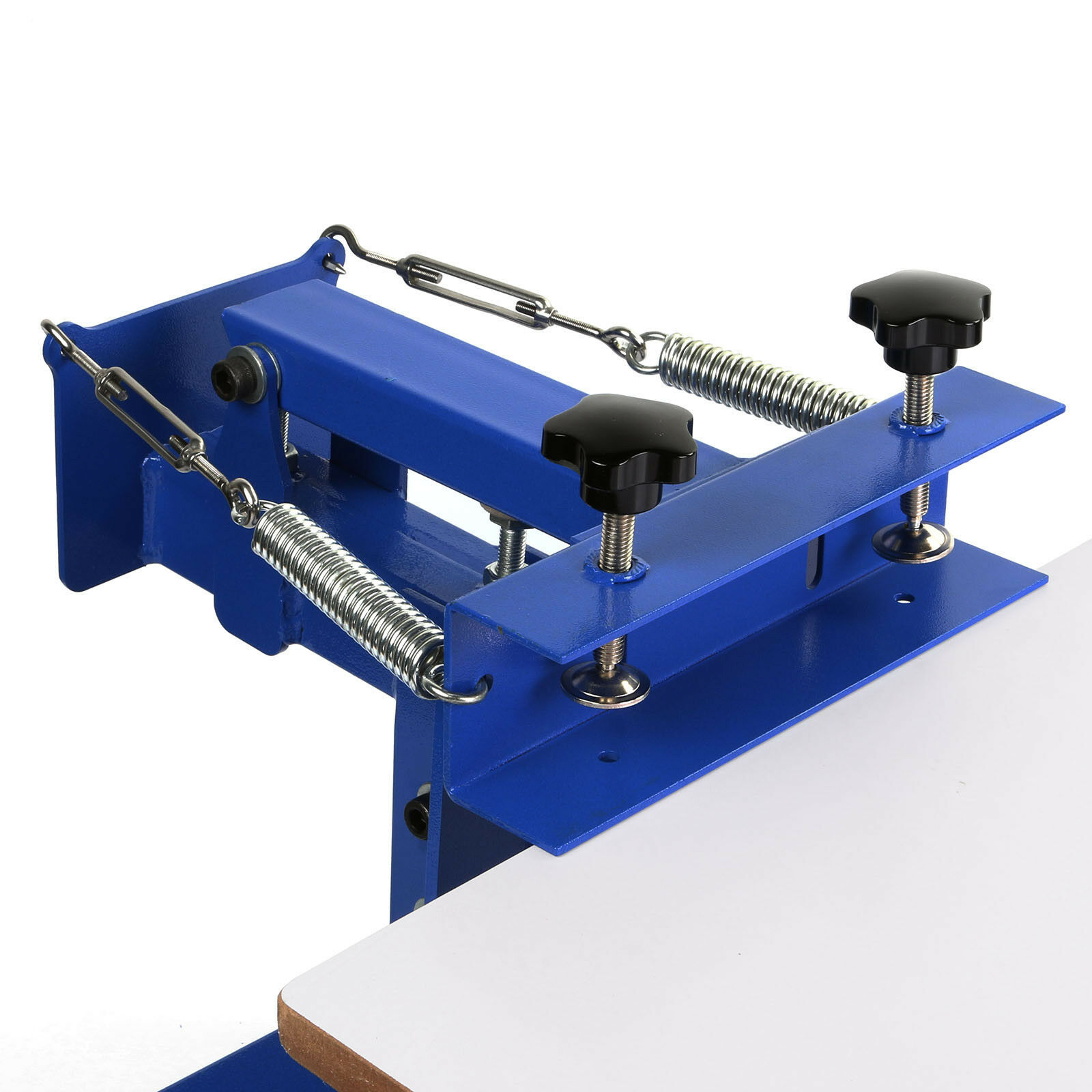 1 color 1 station silk screen Printing Machine 17.7