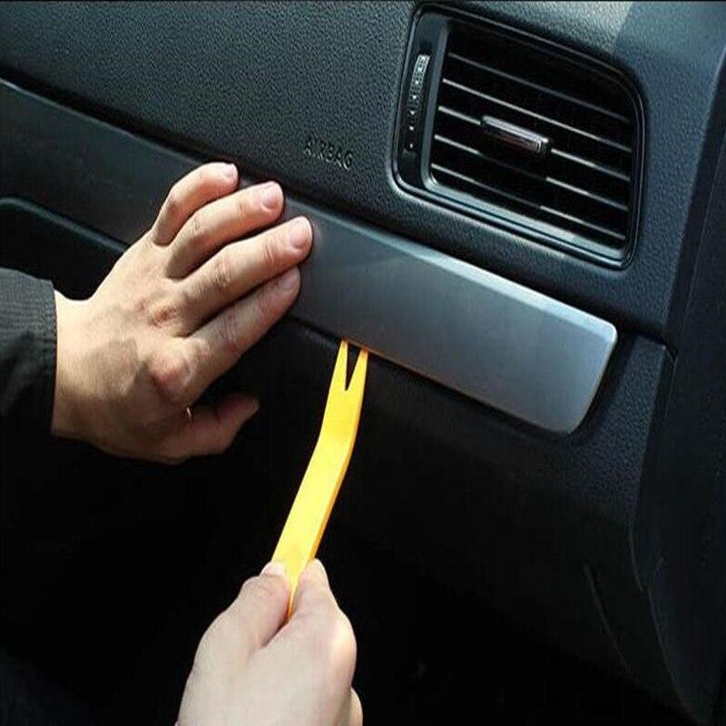Palanca de Panel embellecedor Interior de estilo de coche para Subaru Ascent Forester mpreza 4 5 Legacy 5 Levorg Outback 4 5 Tribeca XV 1 2 accesorios