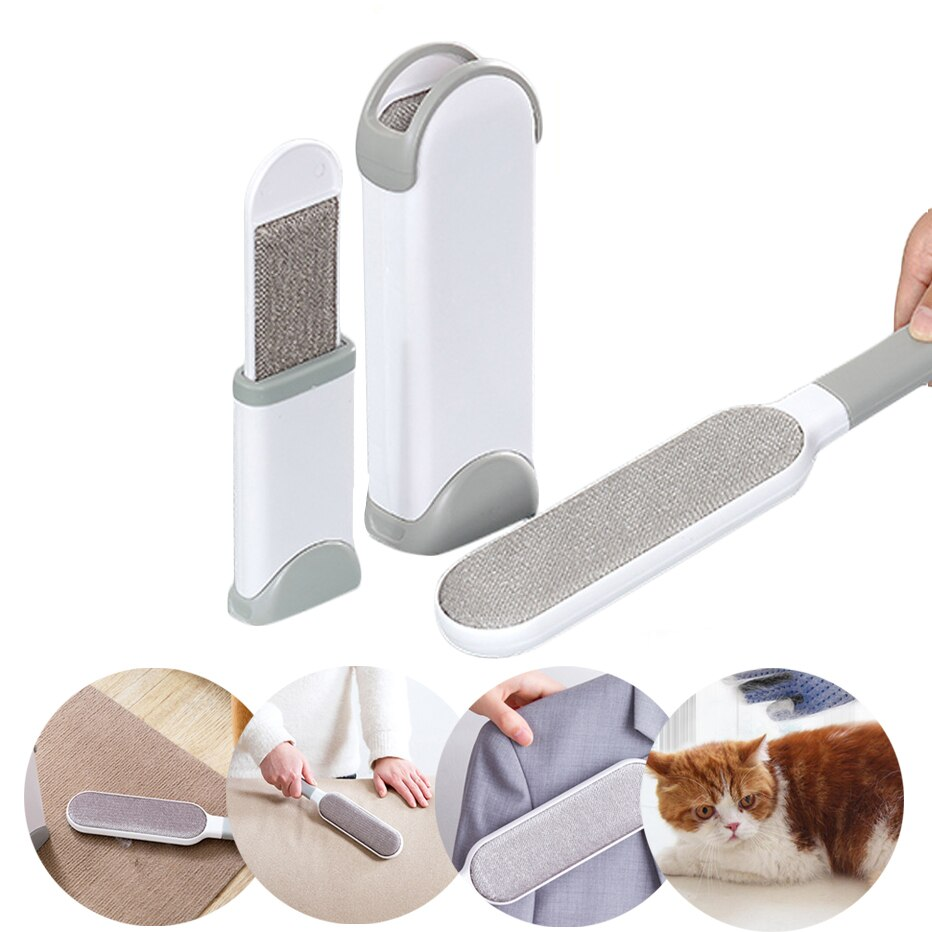 Pet Hair Remover Static Brush Magic Fur Cleaning Brushes Reusable Device Dust Brush Electrostatic Cleaner For Clothes Sofa enlarge