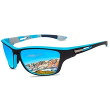 New Men's Polarized Sunglasses for Men Outdoor Sports Windproof Goggle Sun Solar Glasses UV 400 Prot
