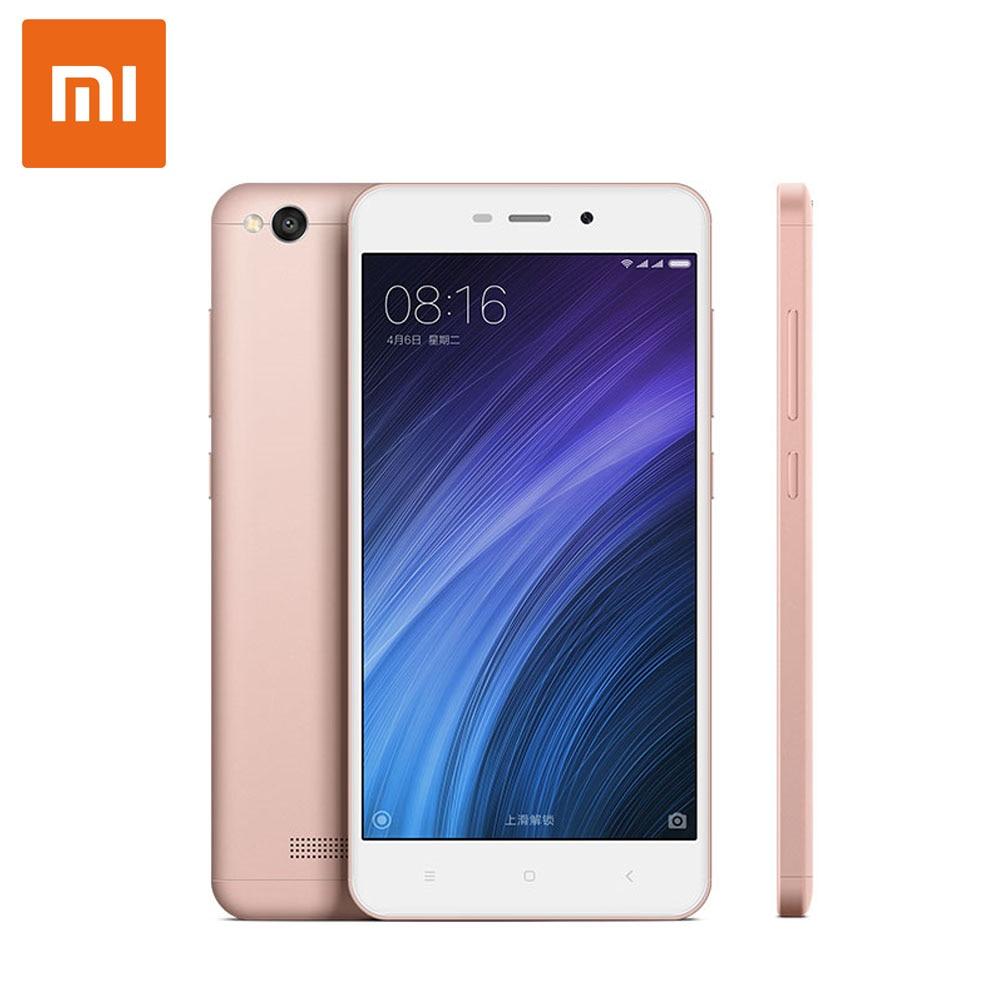 smartphone Xiaomi Redmi 4A/5A google play Snapdragon 425 13.0MP rear camera Hybrid Dual SIM cellphone