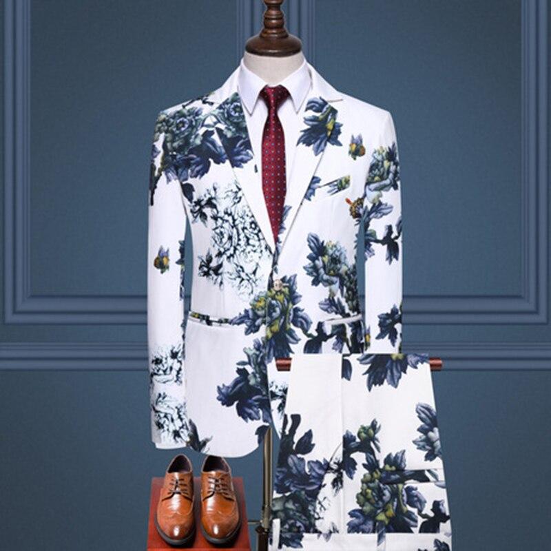 Мужские костюмы из 2 предметов, бальные костюмы, мужские смокинги, белые костюмы, синие костюмы, Цветочные костюмы, большие костюмы, мужские ...