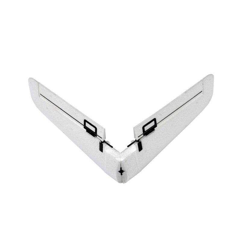 ZOHD para Nano Talon EVO 860mm Wingspan AIO v-tail EPP FPV RC avión piezas de repuesto v-tail Kit de alas