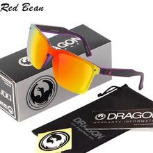 Vintage Brand Men Sunglasses Hiking Beach Goggles Outdoor Sport Sunglass Men UV400 Square Eyewear Ac