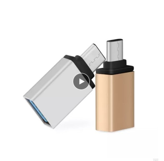 USB-C Type C Male To USB 3.0 Female Adapter Connector Metal Head Adapter OTG Mobile Phone Accessorie