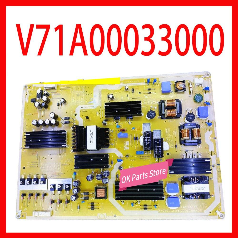 V71A00033000 55D222WS1 امدادات الطاقة مجلس المعدات مجلس دعم الطاقة للتلفزيون 55D222WS1 الأصلي امدادات الطاقة