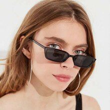 Women Sunglasses Transparent Clear Glasses Small Square Eyeglasses oculos feminino Female lunettes E