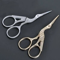 new stainless steel scissors retro crane shape stork embroidery sewing tools craft shears crossstitch scissors %d0%b4%d1%83%d1%88 %d0%b4%d0%bb%d1%8f %d0%ba%d0%b5%d0%bc%d0%bf%d0%b8%d0%bd%d0%b3%d0%b0
