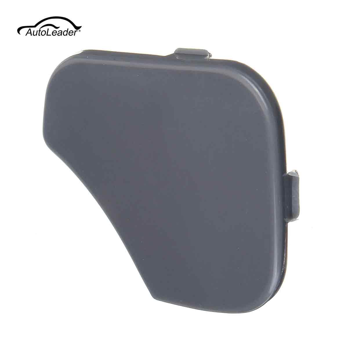 ABS gris parachoques delantero Tow gancho tapa de la cubierta para FORD para FIESTA MK6 2005 2006 2007 2008 8x6x1,5 cm 1375861 6S6117A989AA 1 pieza