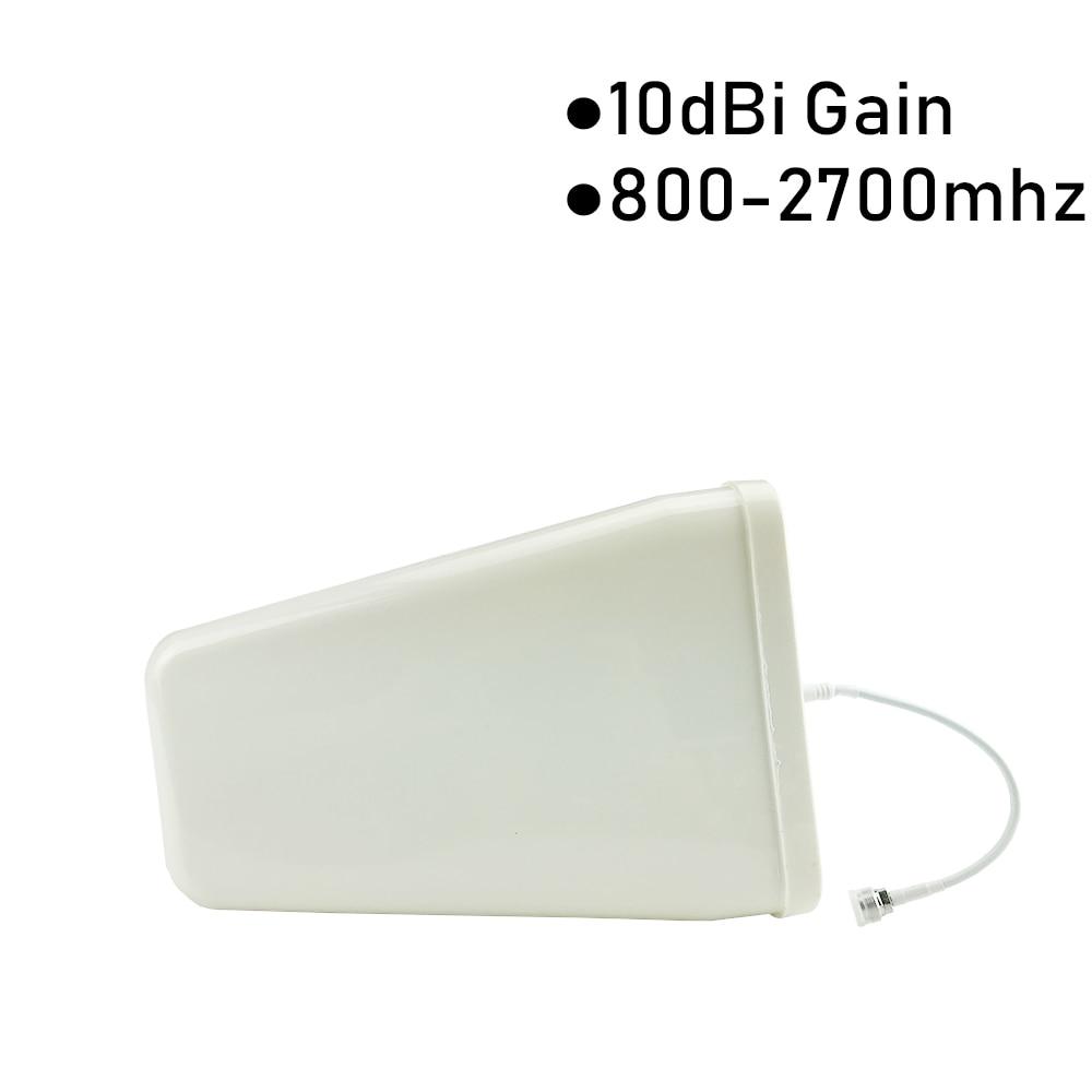 Communication Antenna 4g Cellular Booster 3g 4g Repeater Gsm Amplifier Antenna 70dB Saudi Arabia enlarge