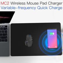 JAKCOM MC2 chargeur de tapis de souris sans fil agréable que le chargeur dinduction de jeu dordinateur