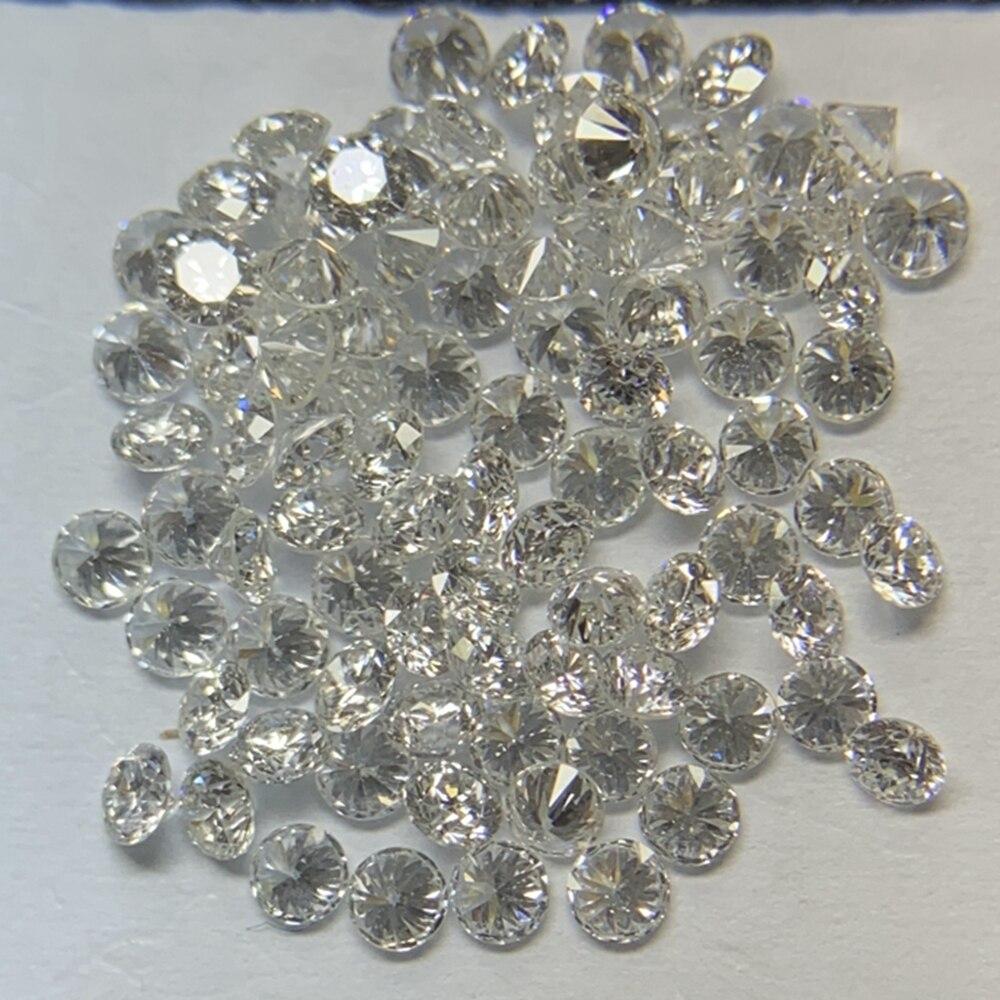 Meisidian-1 قيراط/كيس الماس المزروع في المختبر ، 1-3 مللي متر ، DEF VS CVD Hpht ، سعر للقيراط